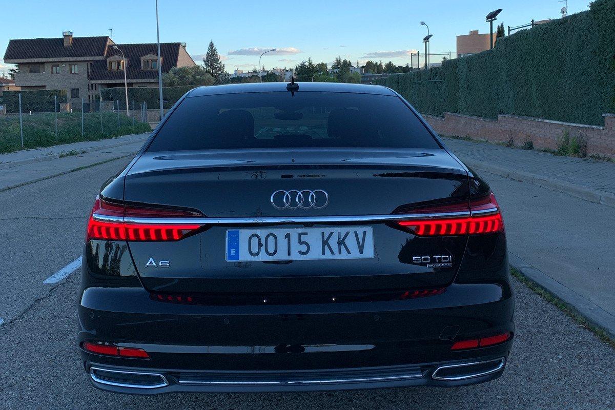 Prueba Audi A6