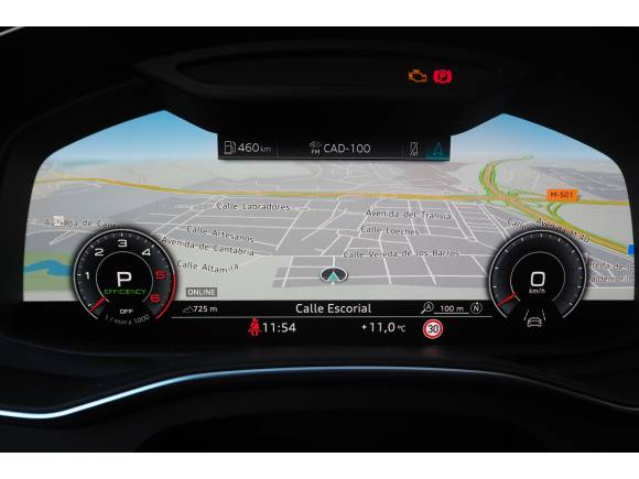 Prueba 10 Audi A6: lujo, confort y potencia