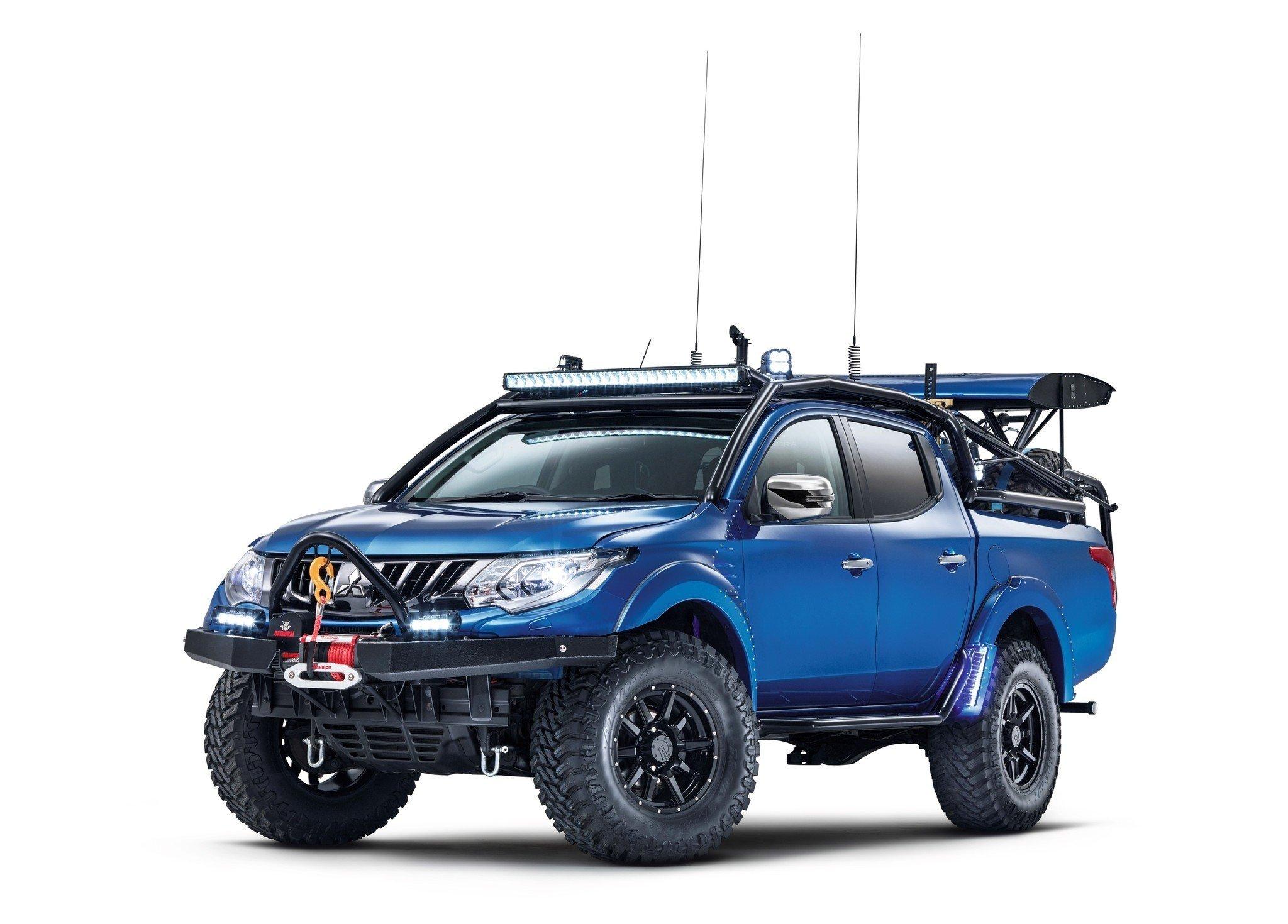 Mitsubishi L200 Desert Warrior