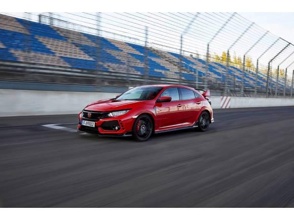 Madrid Auto 2018: el Civic y el Jazz los protagonistas de Honda