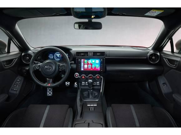 Nuevo Toyota GR 86: desvelada la segunda generación del deportivo