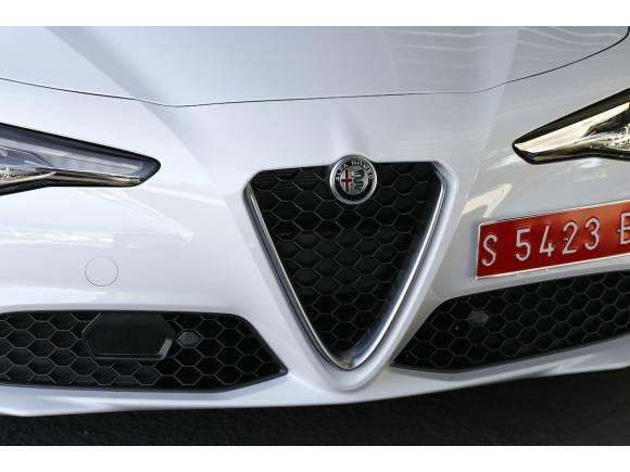 Prueba Alfa Romeo Giulia 2.2 JTDM 180 CV