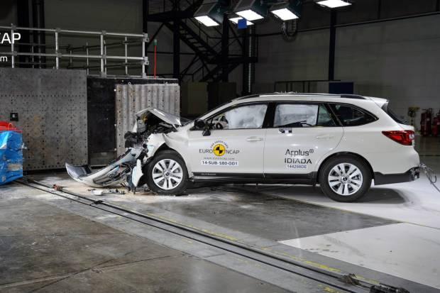 12 coches pasan los test Euro NCAP con notas muy altas