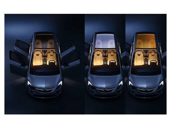 Opel Zafira Concept Tourer: así será el nuevo monovolumen de Opel