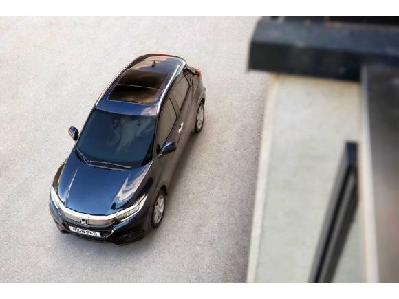 Nuevo Honda HR-V 2019, más sofisticado y mejorado