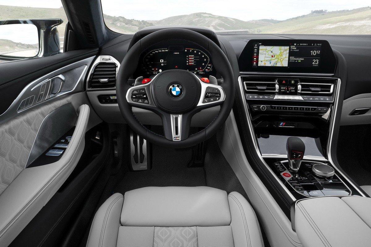 BMW M8 Gran Coupé y M8 Competition Gran Coupé