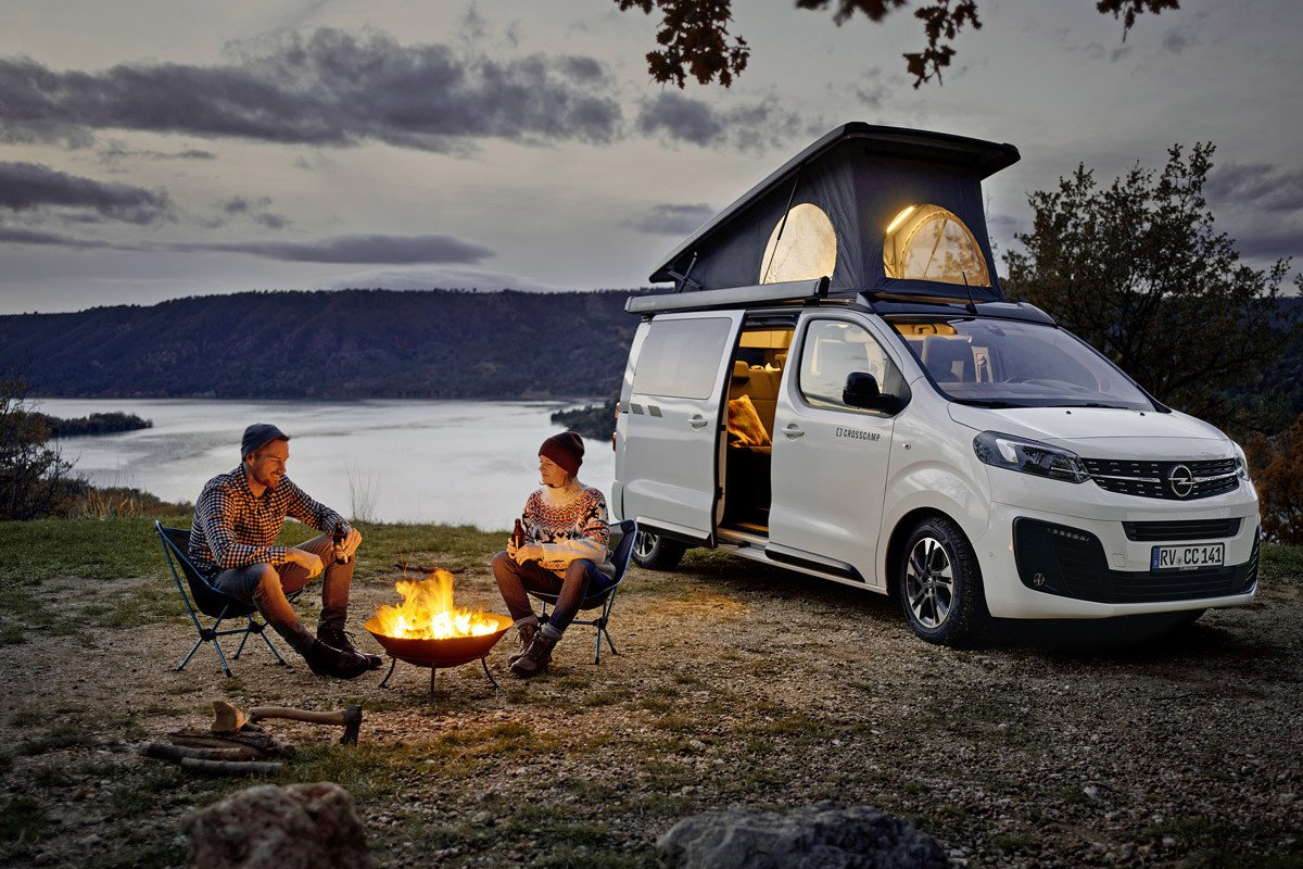 Opel Zafira Crosscamp Life
