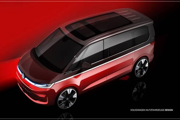 Volkswagen Multivan: información de la nueva generación que llegará a finales de año