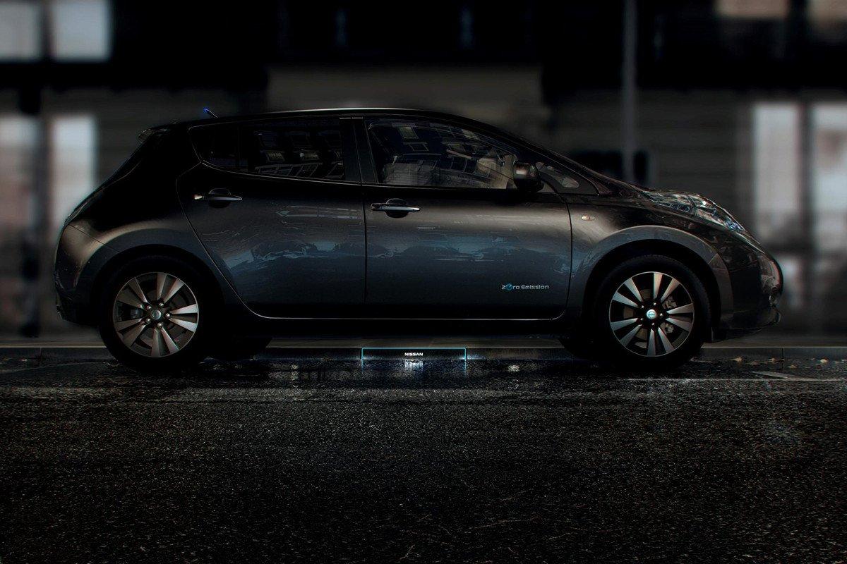 Nissan gasolinera futuro
