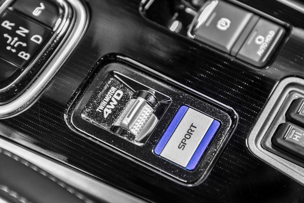 Prueba Mitsubishi Outlander PHEV 2019