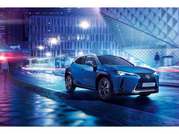 Lexus UX 300e: así es el primer eléctrico de la marca japonesa
