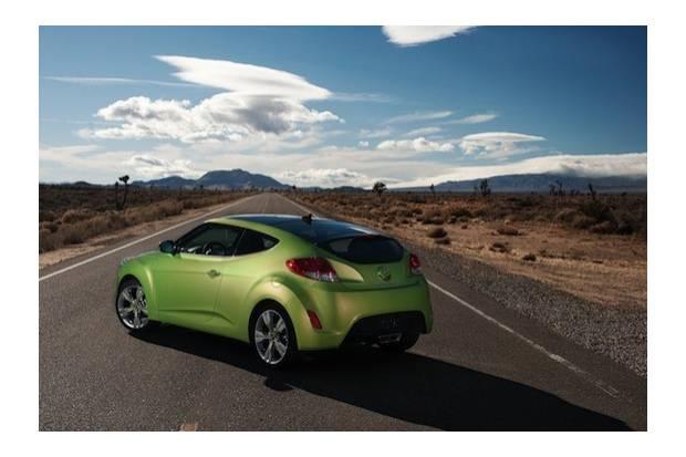 El Hyundai Veloster ya tiene precio para España