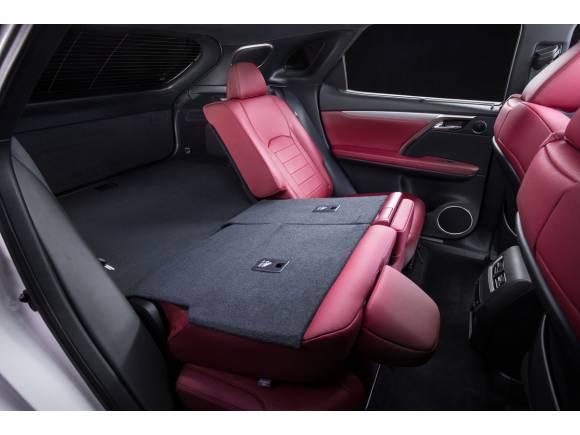 Lexus RX 2016, renovación del modelo estrella de la marca