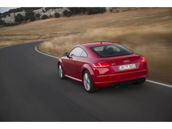 Audi TT S line edition: otra forma de hacer descuentos