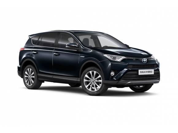 Toyota RAV4 2017 con más seguridad y personalización
