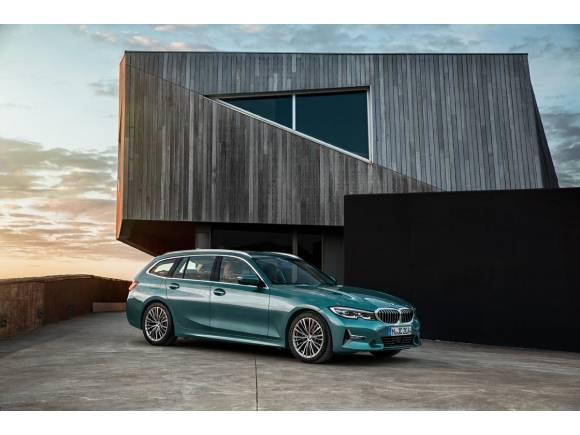BMW aumenta su gama de motores híbridos suaves en Serie 3, X3 y X4