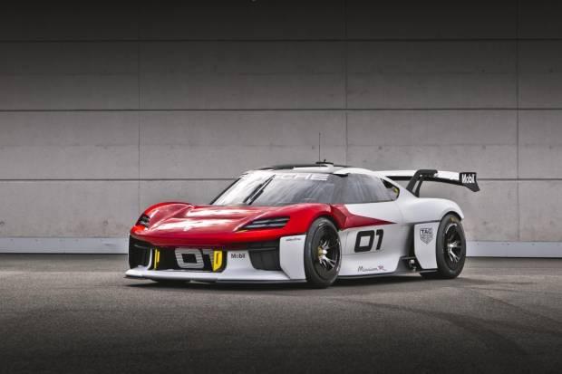 Porsche Mission R: las copas monomarca eléctricas ya tienen protagonisdta
