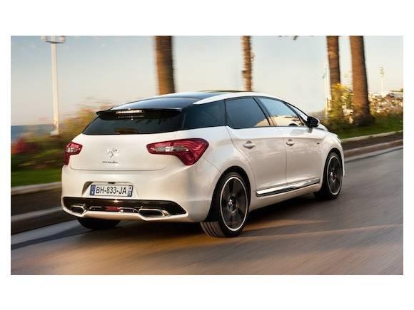 Prueba: Citroën DS5, lujo y diseño con el toque Citroën