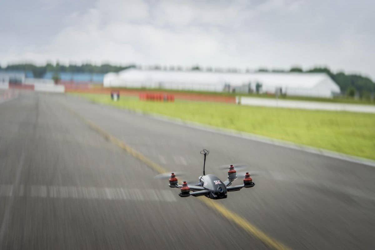 dron multas dgt