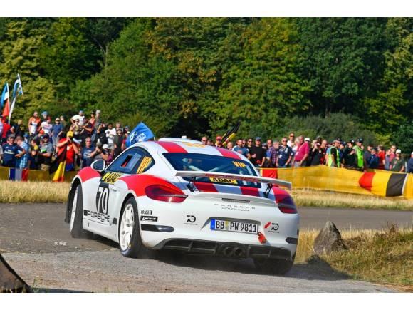 Porsche quiere volver a los rallyes en 2020 con el 718 Cayman