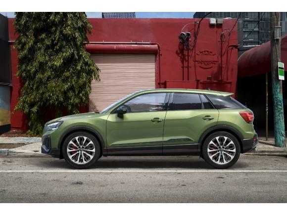 Nuevo Audi SQ2: nueva imagen para el SUV de 300 CV