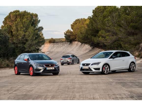 El Seat León coche más vendido en febrero
