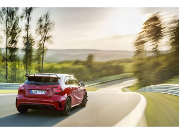 La nueva generación del Mercedes Clase A, disponible en septiembre