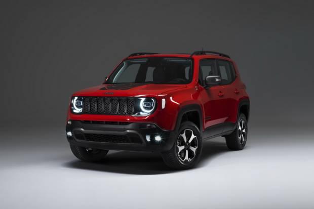 Jeep Renegade híbrido enchufable y Renegade S
