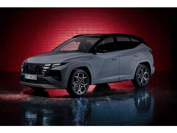 Hyundai Tucson N Line: el SUV coreano se desmelena