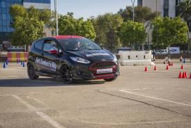 Cursos de conducción gratuitos para jóvenes de Ford