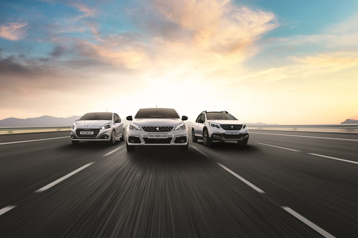 Summer Drive Peugeot
