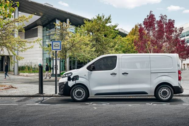 Citroën ë-Jumpy: el inicio de la ofensiva eléctrica de los comerciales