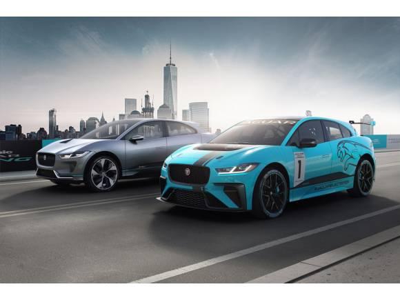 Jaguar I-PACE eTrophy, la carrera de eléctricos telonera de la Fórmula E