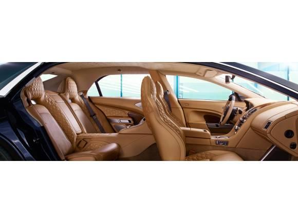 Primeras imágenes del Aston Martin Lagonda