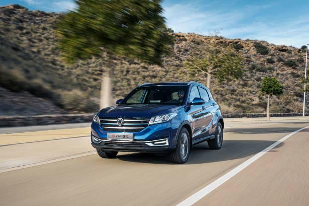 DFSK Seres 3: el primer SUV chino eléctrico en España