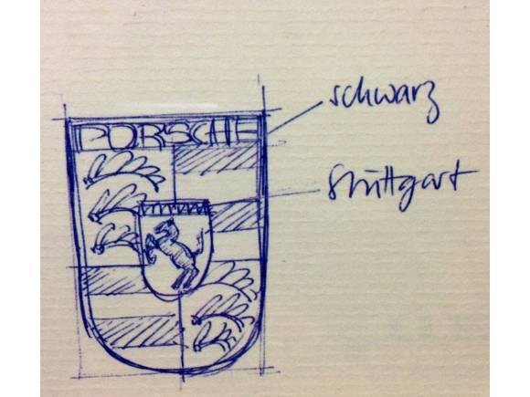 Porsche: Así nació su logo
