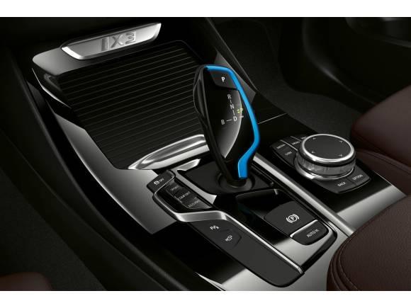 BMW iX3: el SUV eléctrico que suena como uno de gasolina