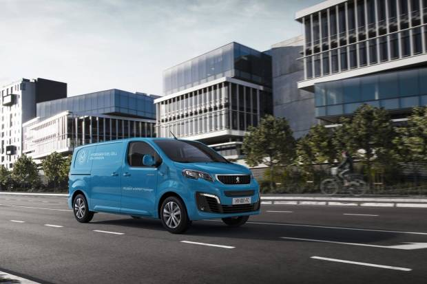 Furgonetas de hidrógeno Stellantis: Peugeot e-Expert, Opel Vivaro-e y Citroën ë-Jumpy