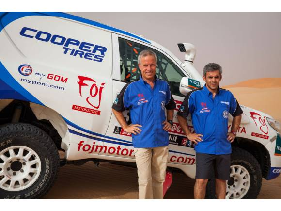 Dakar 2014: La Odisea Dakar a punto de comenzar