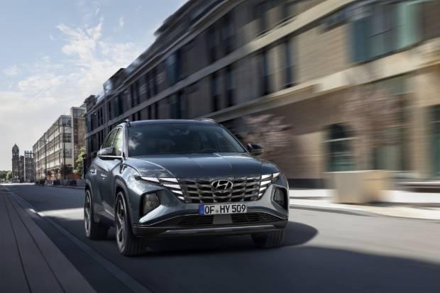 Nuevo Hyundai Tucson: todos los detalles del SUV, ahora híbrido y enchufable