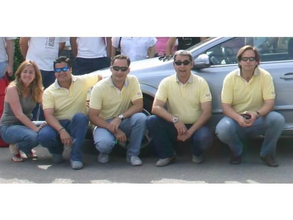 Adiós a Jaime Muñoz, compañero periodista del motor