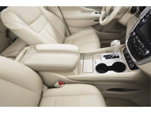 El nuevo Nissan Murano verá la luz en el Salón de New York
