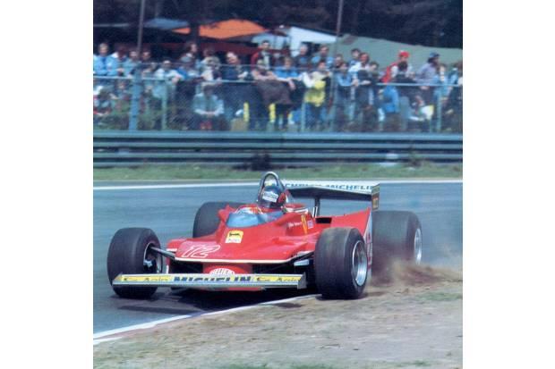 Gilles Villeneuve, el ídolo de la F-1