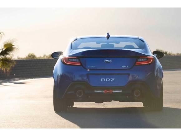 ¡Desvelado! Así es el nuevo Subaru BRZ 2021