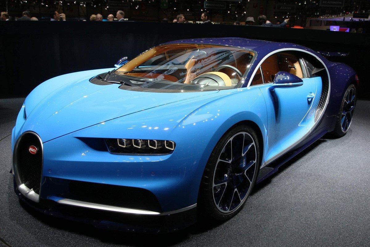 bugatti chiron el coche m s r pido del mundo. Black Bedroom Furniture Sets. Home Design Ideas