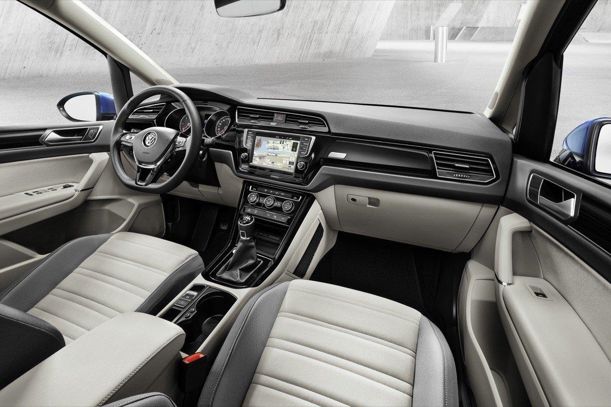Nuevo Volkswagen Touran 2016 Gama Y Precios Del Golf De 7
