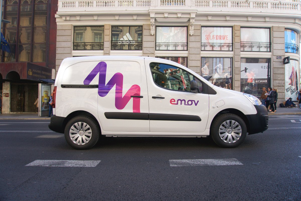 Citroen Berlingo emov