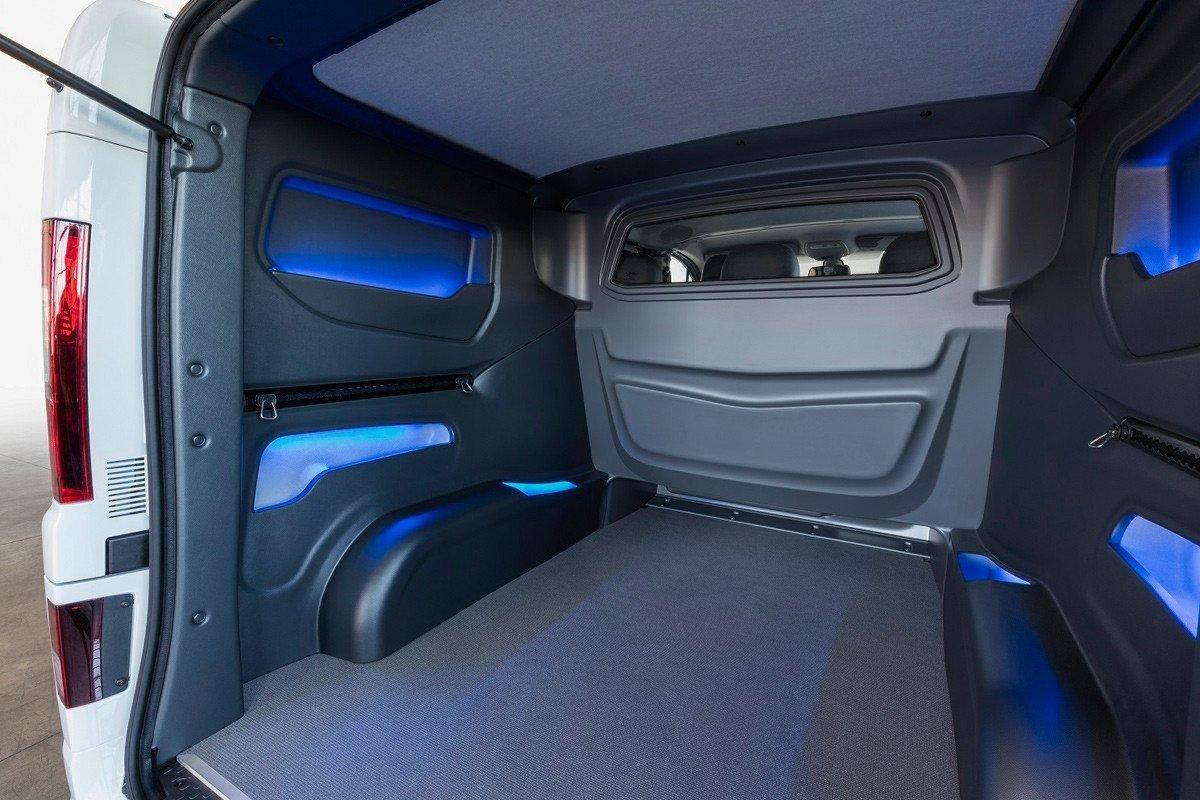Opel Vivaro Sport, la reina de las furgonetas deportivas