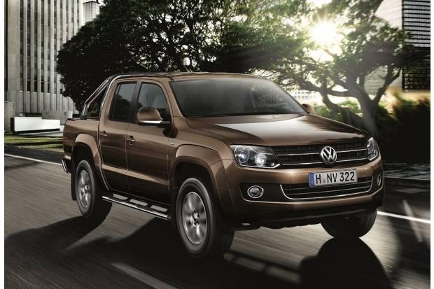 Nueva versión especial Volkswagen Amarok Highline Edition