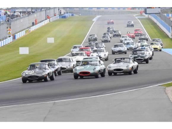 Jaguar Classic Challenge 2018